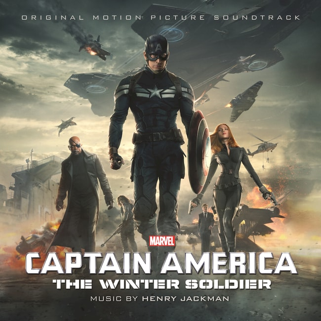 Captain America: The Winter Soldier: Soundtrack