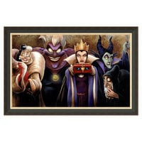 Image of ''Sinister Villains'' Giclée by Darren Wilson # 7