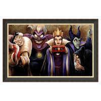 Image of ''Sinister Villains'' Giclée by Darren Wilson # 7