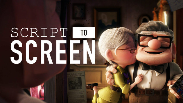UP: Married Life | Script to Screen | Disney•Pixar