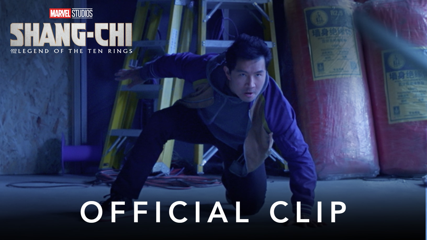 """""""He Has The Pendant"""" Clip   Marvel Studios' Shang-Chi and The Legend of The Ten Rings"""