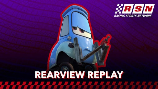 Rearview Replay: Guido's Quick Pit Stop | Racing Sports Network by Disney