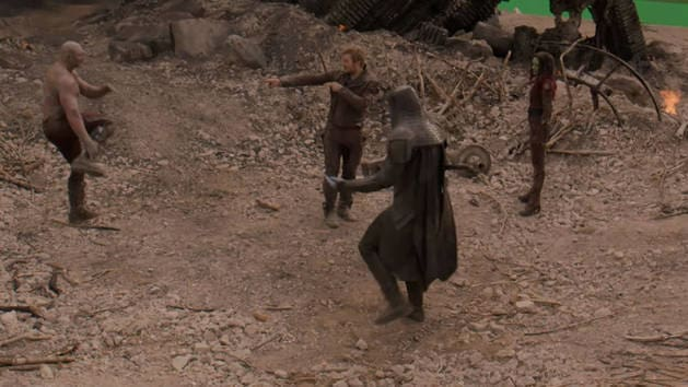 Bloopers Dance Off - Guardians of the Galaxy