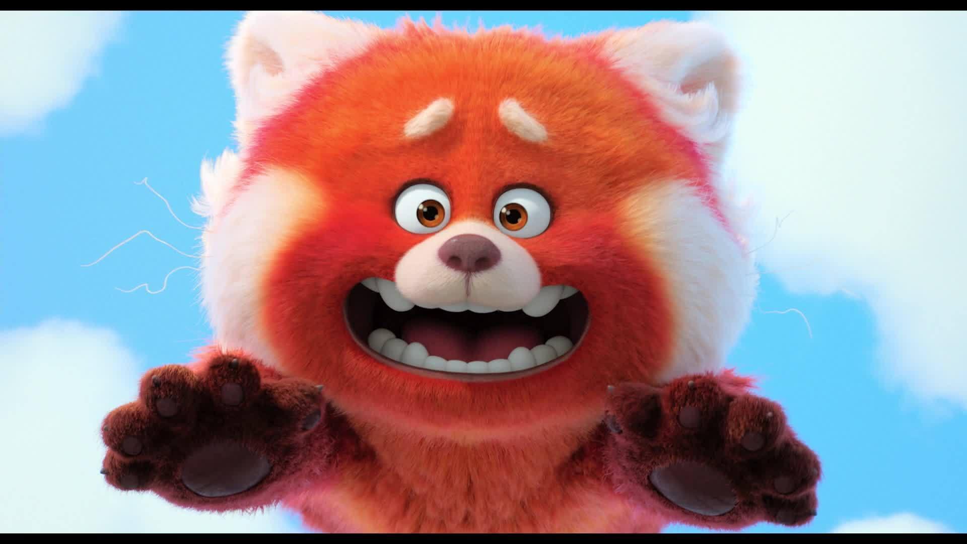 RED   La nueva película de Disney y Pixar estrena su primer tráiler.