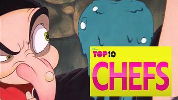 Chefs - Disney Top 10