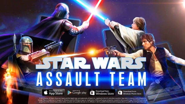 Star Wars Assault Team