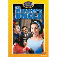 The Monkey's Uncle DVD