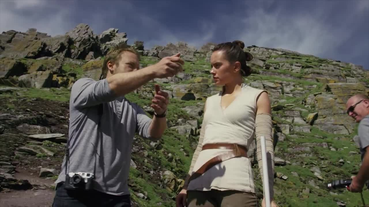 Directing Star Wars: The Last Jedi