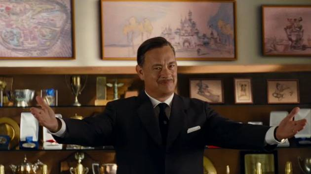 Call Me Walt - Saving Mr. Banks Clip