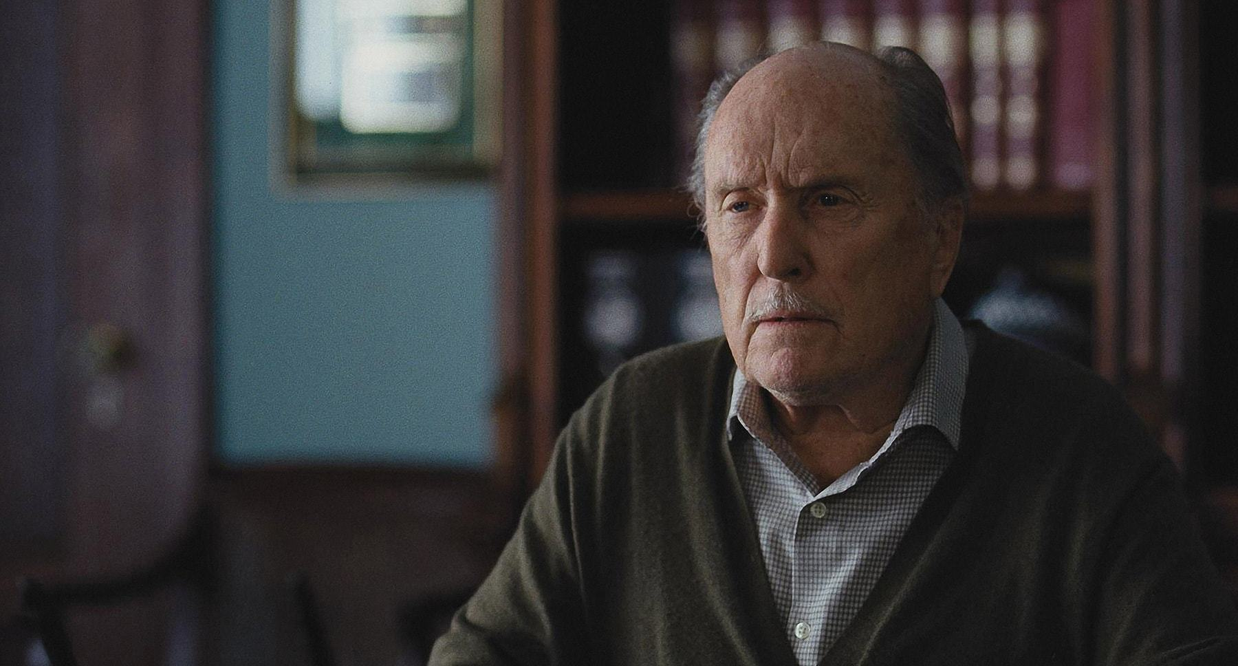 "Robert Duvall in ""Widows"""