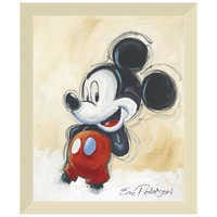 Image of ''Classic Mickey'' Giclée by Eric Robison # 6