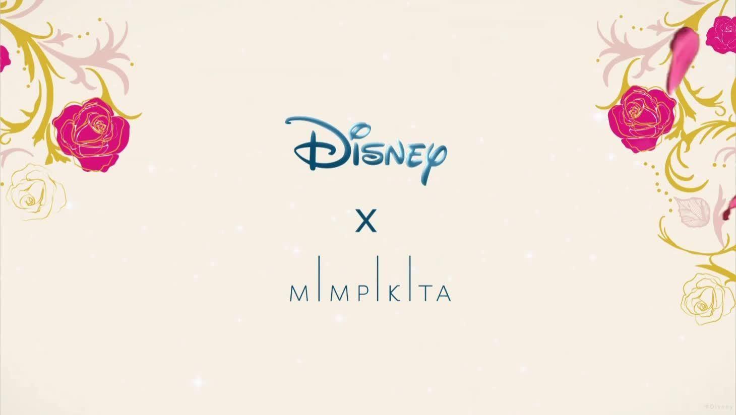 Disney X Mimpikita Enchanted Rose