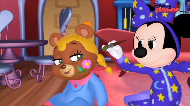 Minnie's Bow Toons - Slumber Party