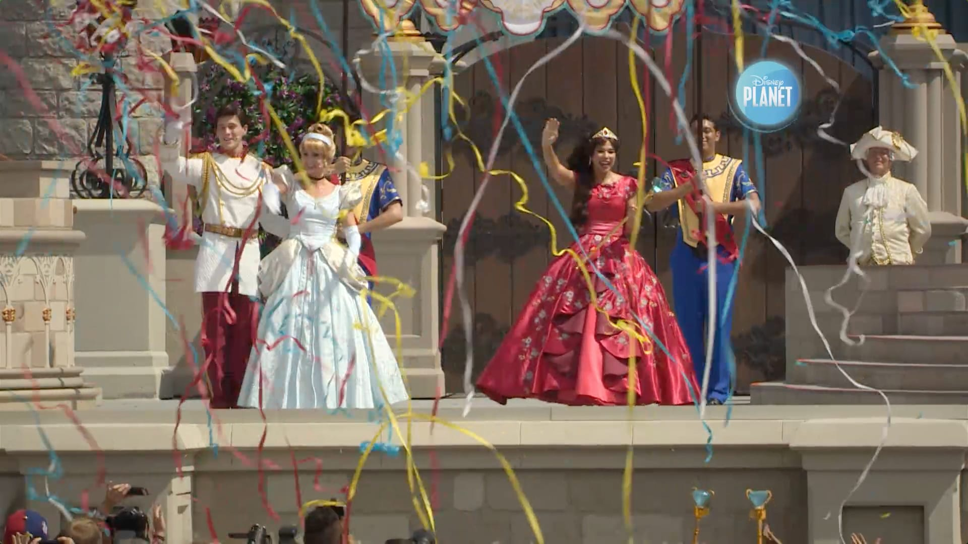 Disney Planet: La presentación de Elena de Avalor en Magic Kingdom