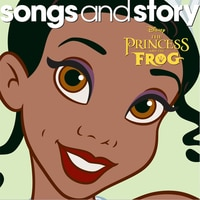 Songs and Story: The Princess and the Frog
