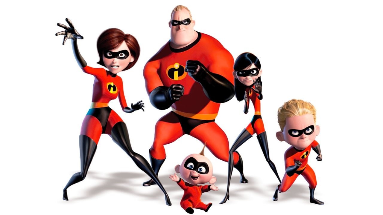 Pixar Home Video: The Incredibles | Pixar