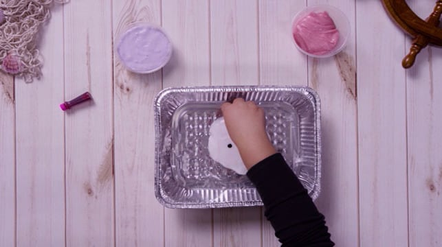 Diy Fluffy Slime