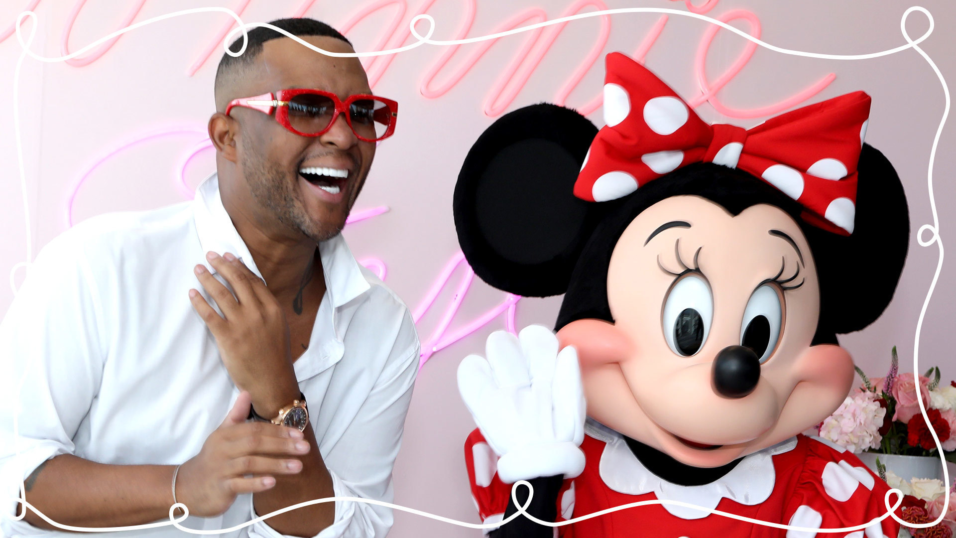 Minnie Style with Law Roach   Disney Style