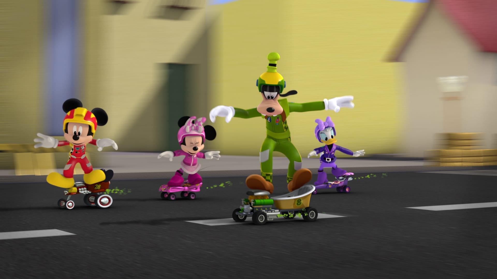O Combustível do Pateta - Mickey: Aventuras Sobre Rodas