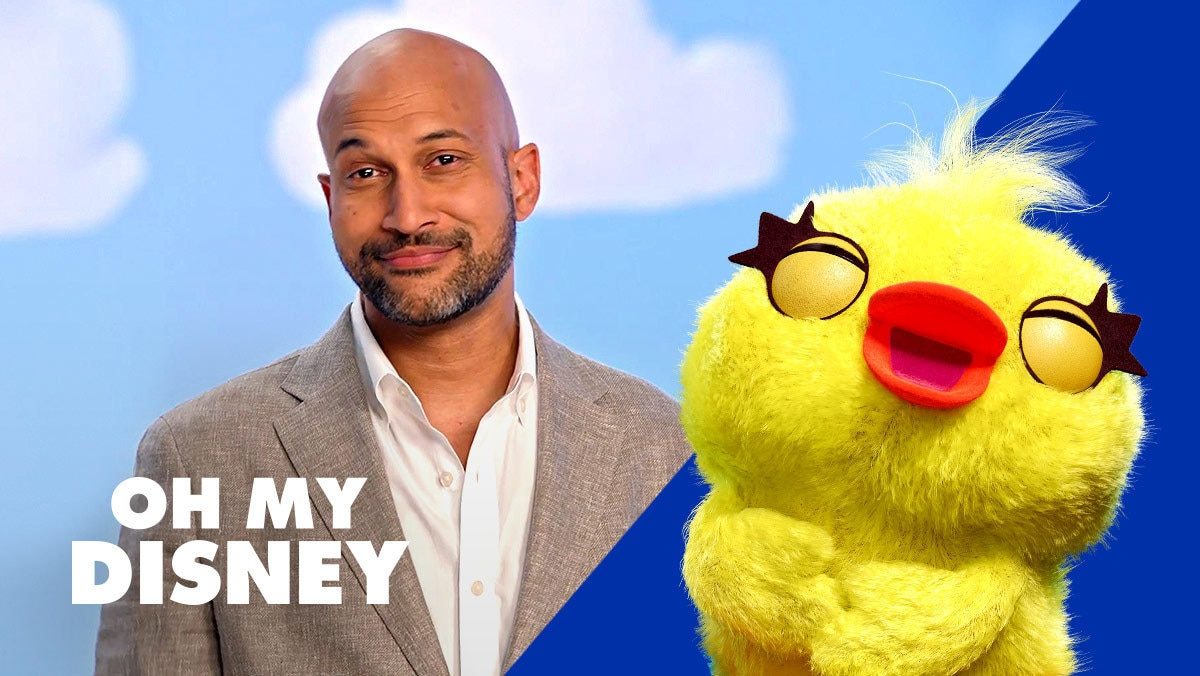 Keegan Michael Key Puts His Own Spin on Toy Story Quotes | Oh My Disney