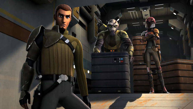 Star Wars Rebels - Trailer