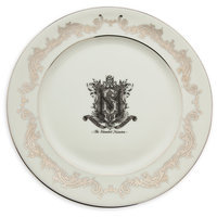 the-haunted-mansion-porcelain-dinner-plate by disney