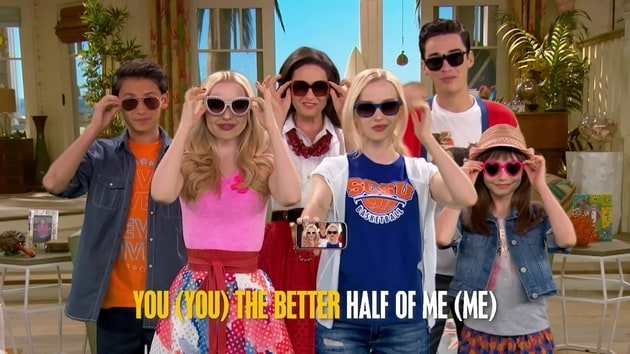 """Liv y Maddie: California Style"" en Disney Channel."