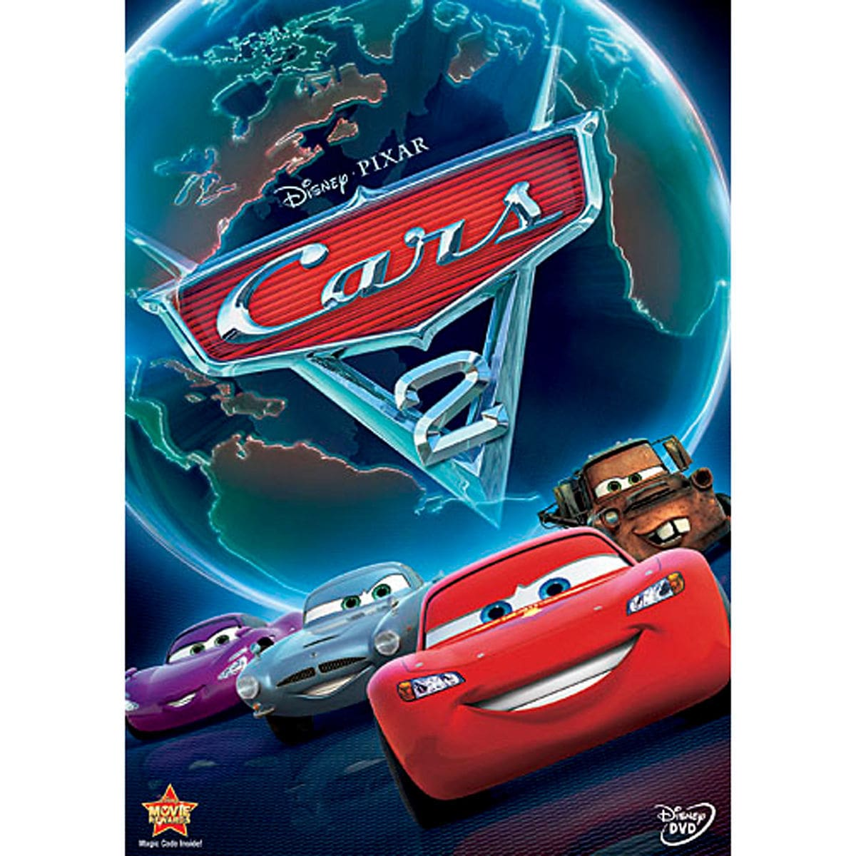 Cars 2 DVD | shopDisney