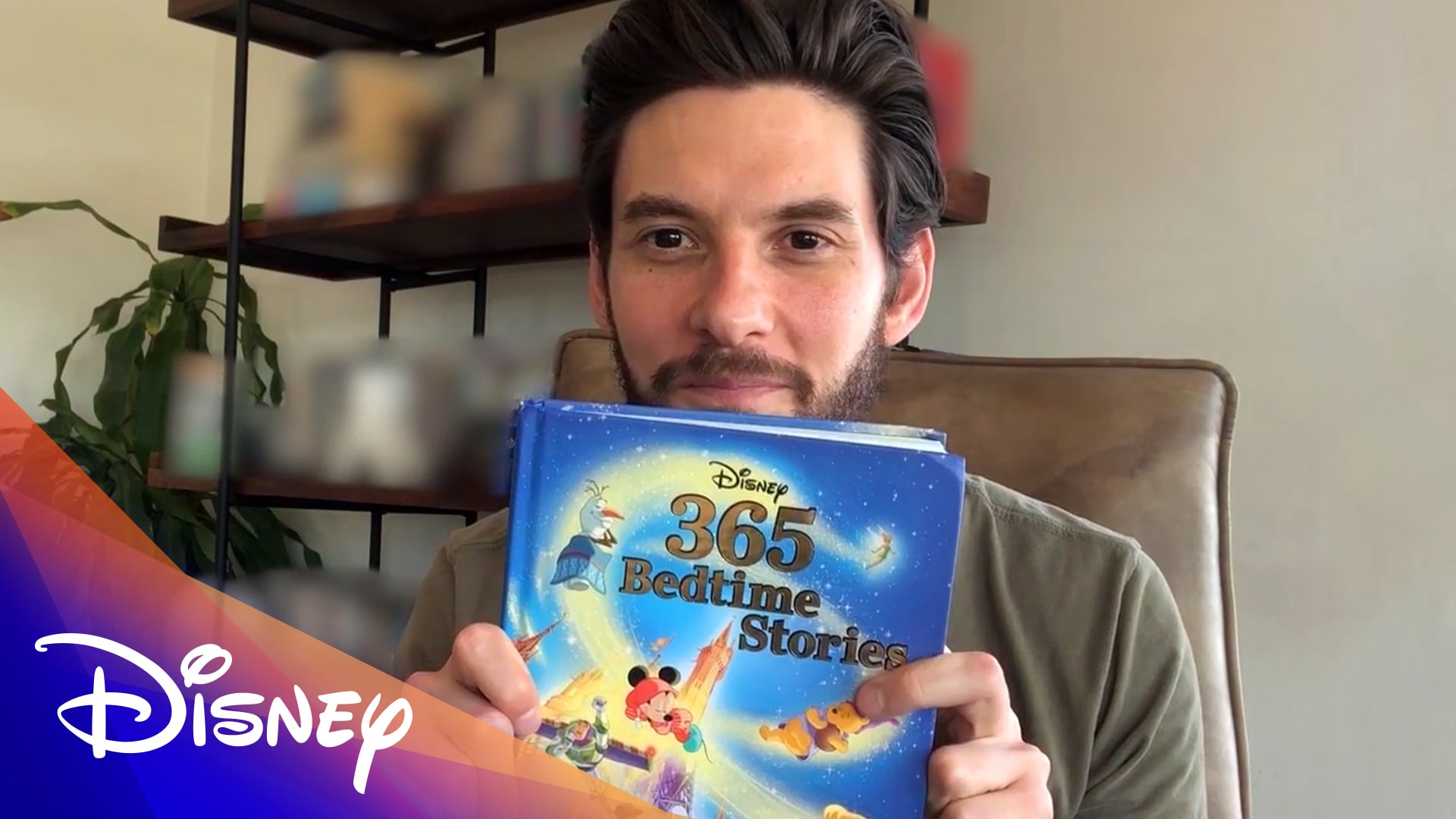 Storytime with Ben Barnes | Disney