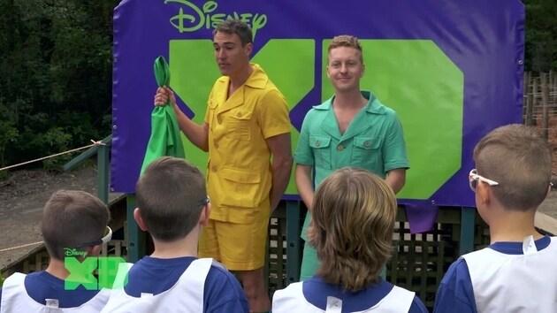 Episode 2 - Disney XD NERF Challenge