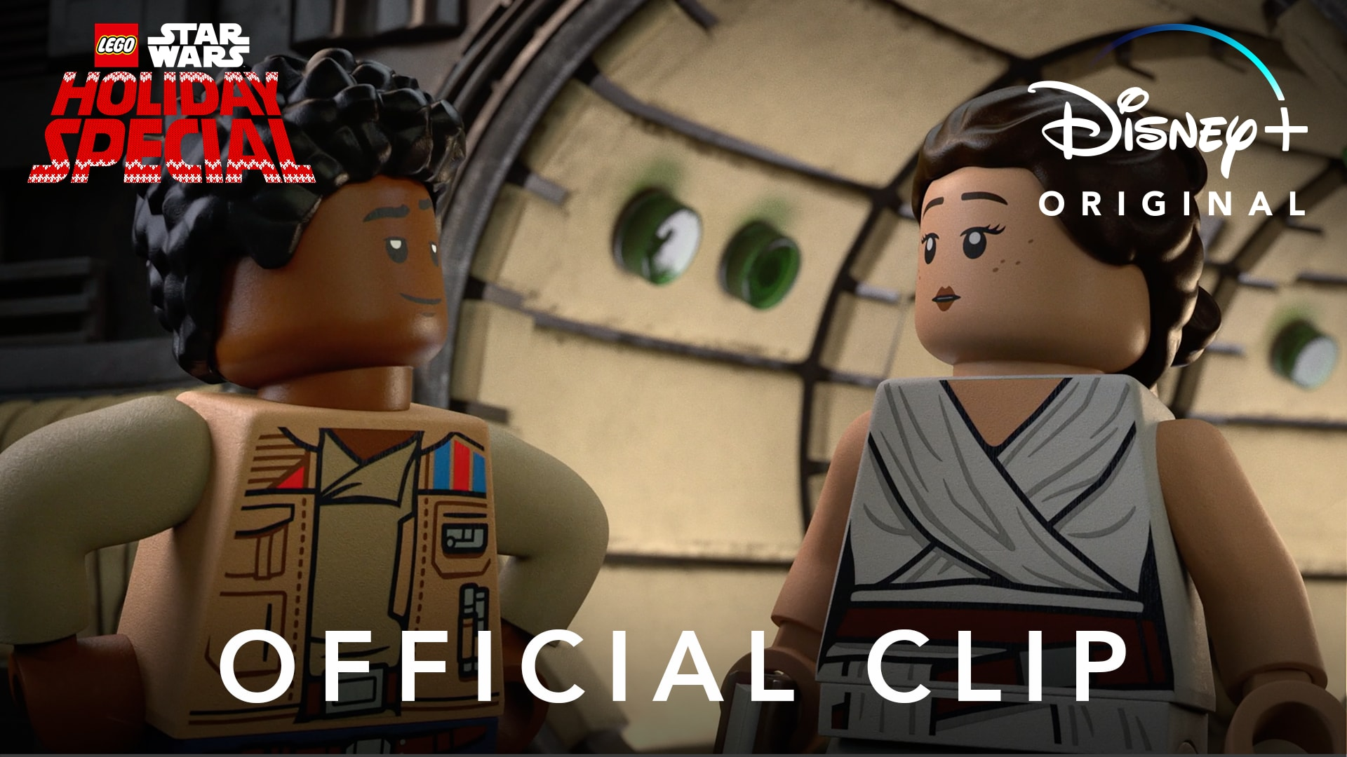 Official Clip | LEGO Star Wars Holiday Special