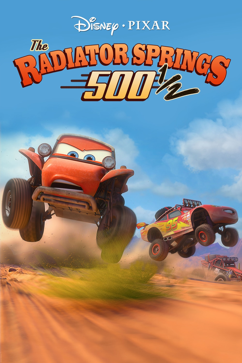 Cars Toon Radiator Springs 500 1 2 Disneylife