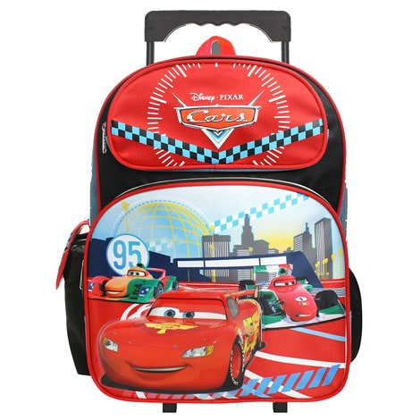 Pixar Cars Trolley Bag
