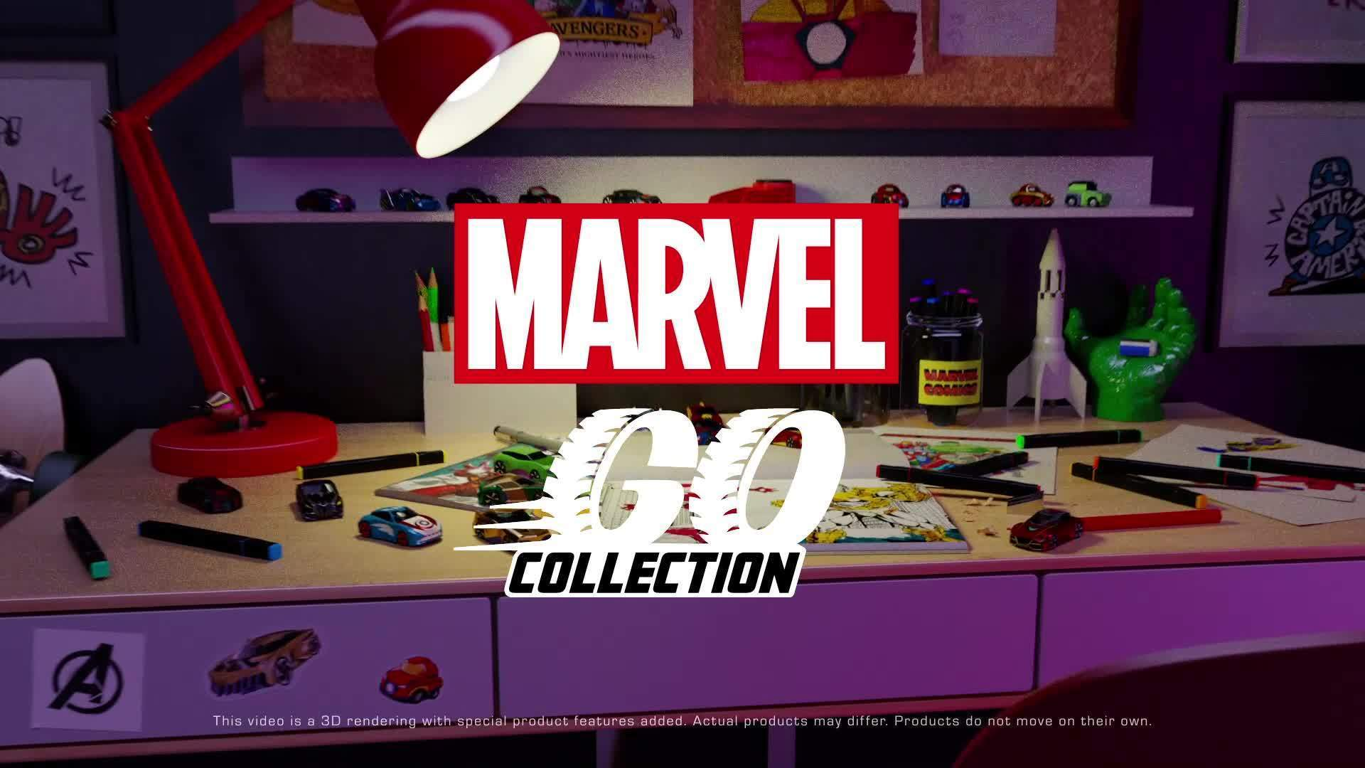 Marvel GO Collection