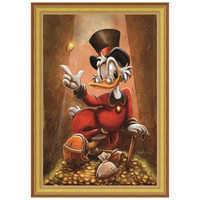Image of ''Scrooge McDuck'' Giclée by Darren Wilson # 7