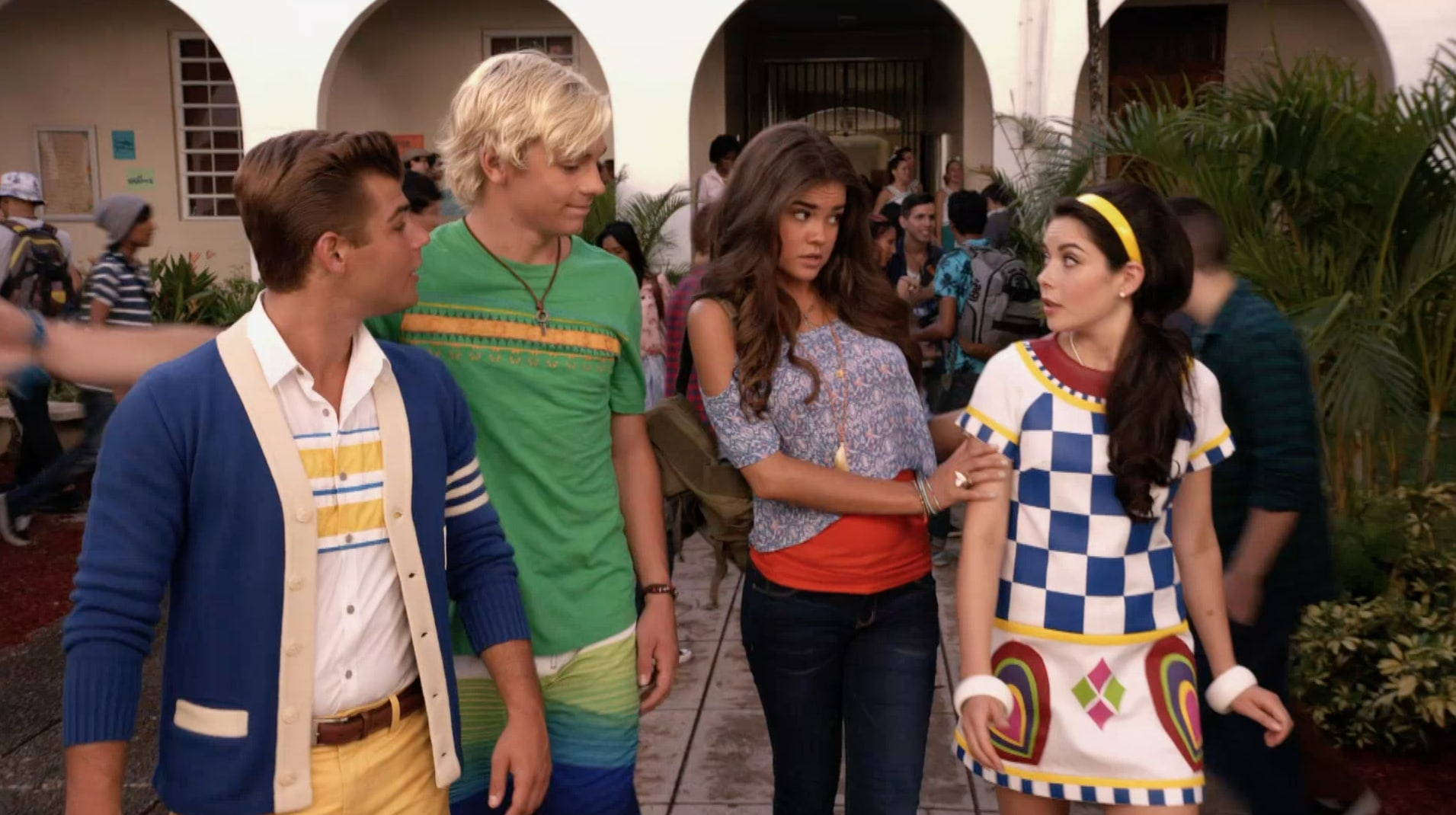 Vistazo especial Teen Beach 2