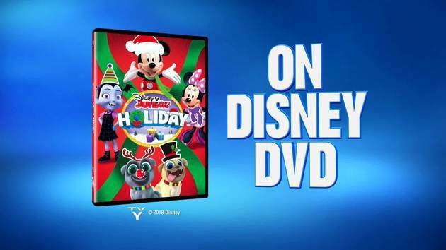 Disney Junior Holiday | Now Available On DVD