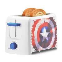 Image of Captain America 2-Slice Toaster # 1