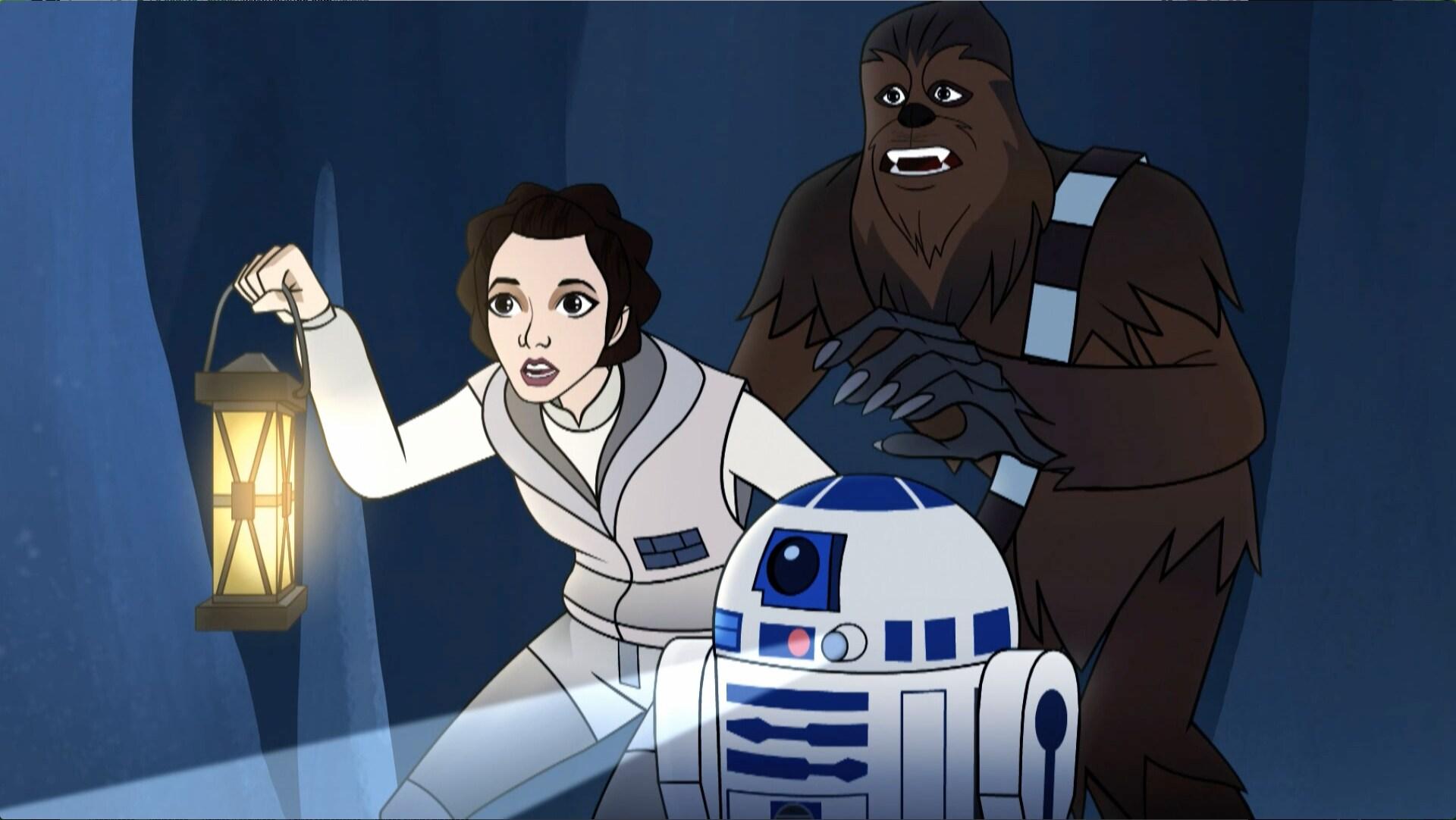 Star Wars: Fuerzas del destino - Las bestias de la Base Echo
