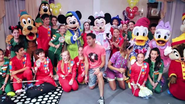 Pijamada en Walt Disney World - Pijama Party