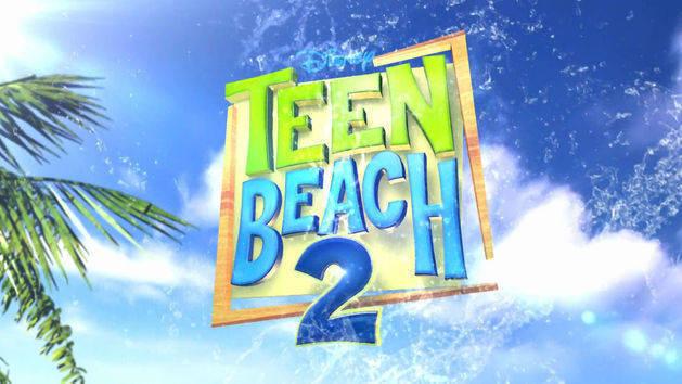 Teen Beach 2 | Fun Burst: Pole Slide | ดิสนีย์ ชาแนล ออฟฟิเชียล