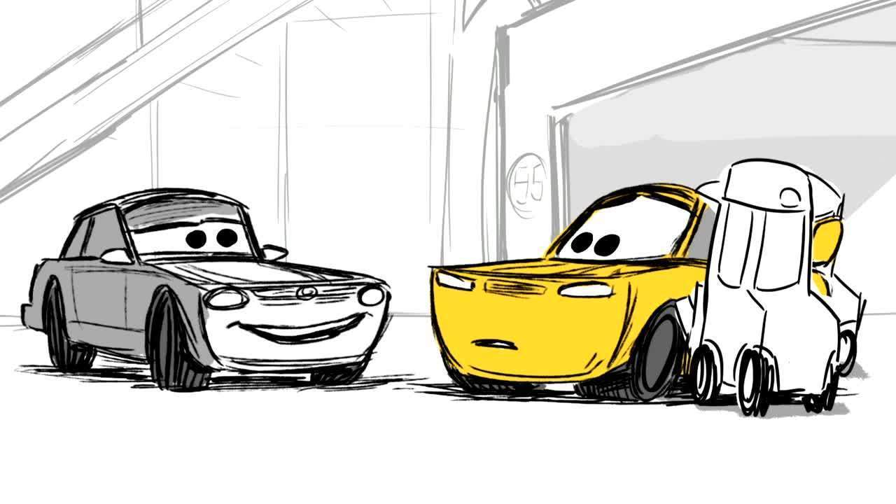 Cars 3 | More Than New Paint