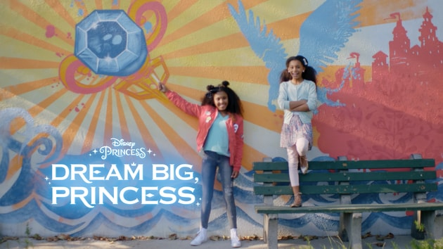 Dream Big, Princess – Dear Future Us | Disney