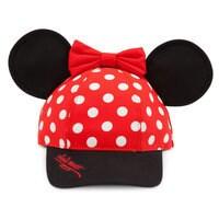 Image of Minnie Mouse Baseball Cap for Kids - Walt Disney World # 1
