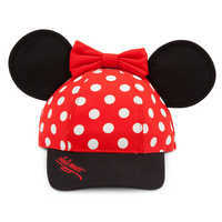 Image of Minnie Mouse Baseball Cap for Kids - Walt Disney World # 1