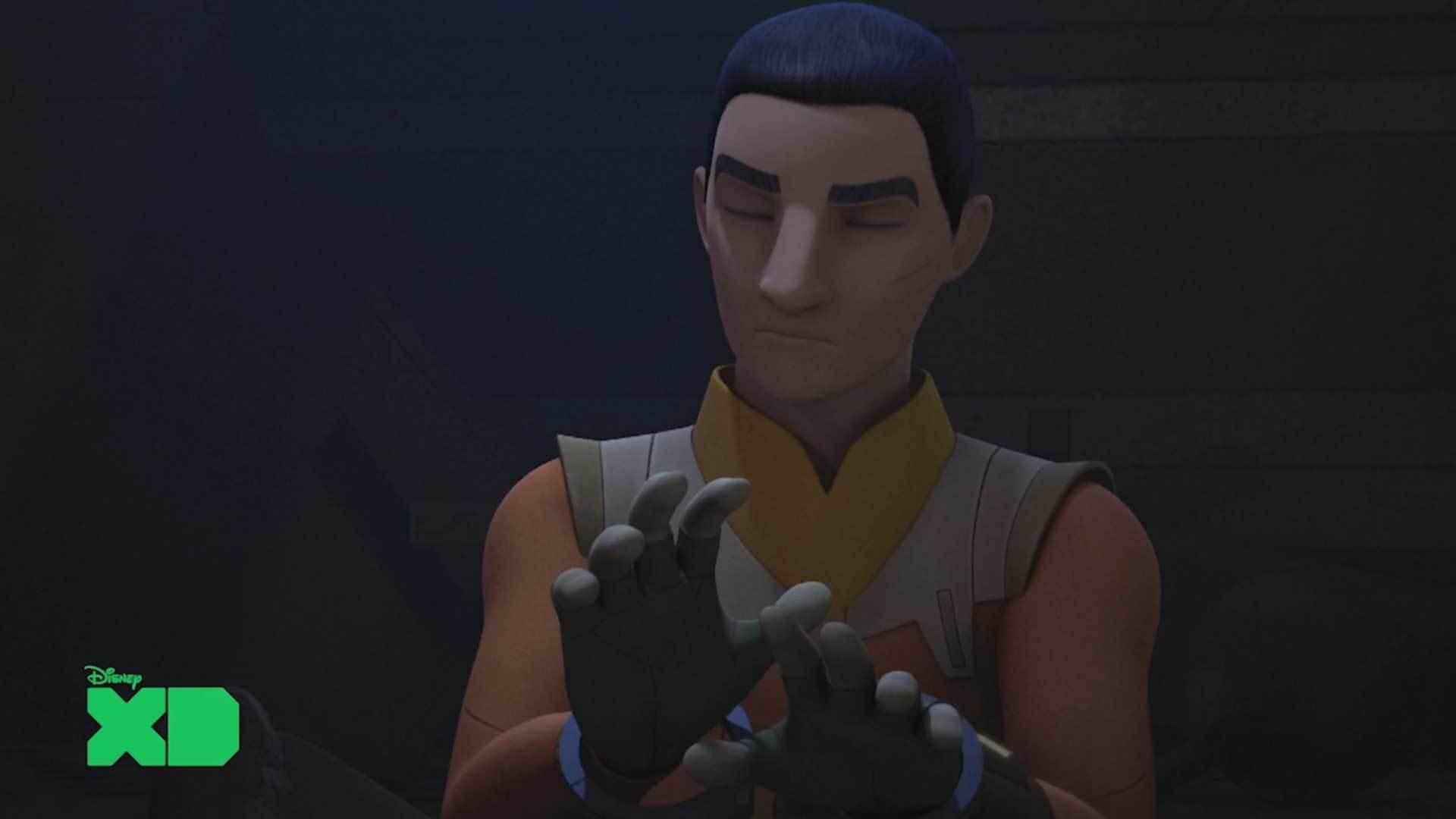 Ezra's Interrogation