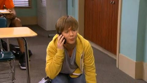 Can't Be Trusted - Hannah Montana Clip