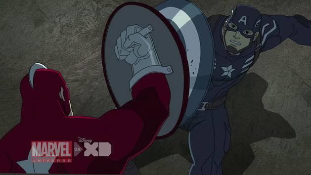 """Secret Avengers"" Clip 1"