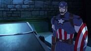 Saving Captain Rogers