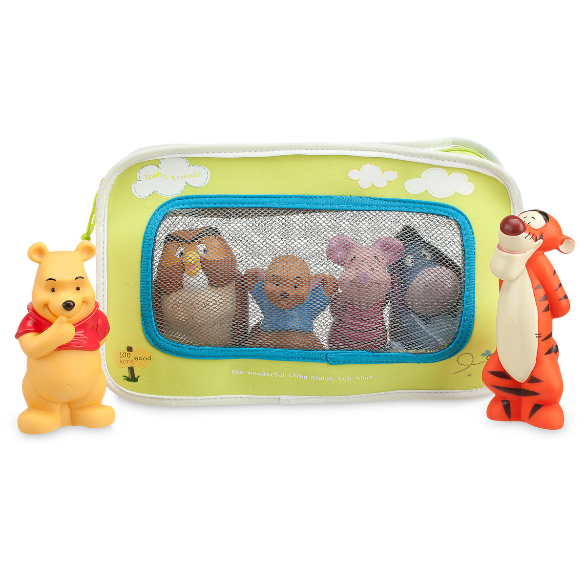 Winnie the Pooh and Pals Bath Toy Set for Baby | shopDisney